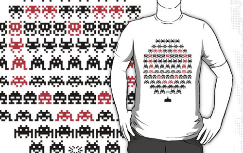 We Love Space Invaders