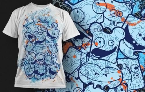 T-shirt Design 430