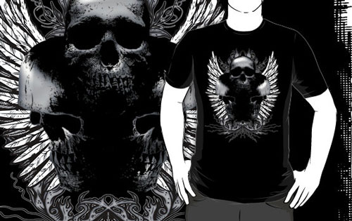 Ornate Skulls