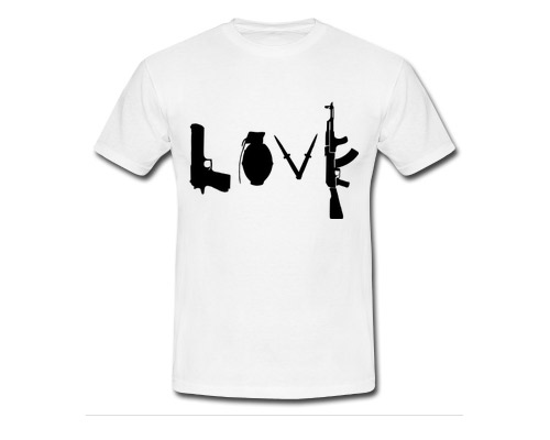 Love-Waffen design