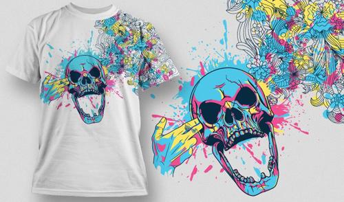 T-shirt Design 457