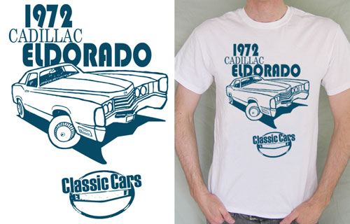 Let 39 S Go Retro With These Vintage And Classic Car T Shirt