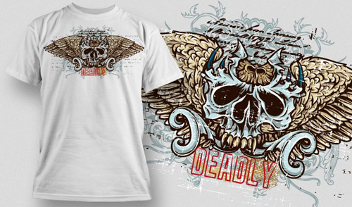 T-shirt Design 460