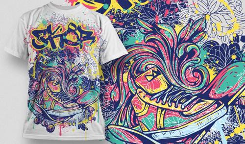 T-shirt Design 510