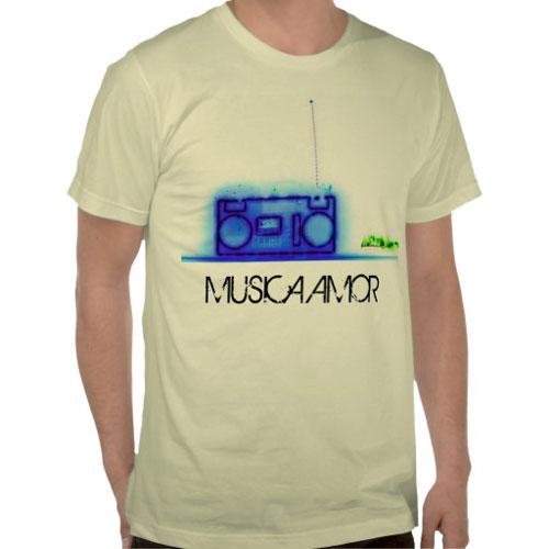Music Love Shirt