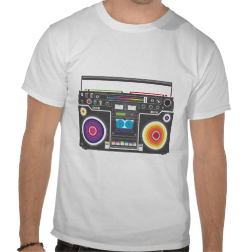 Super Funky Super Colorful T-shirt