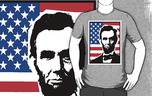 Pres. Abraham Lincoln Old Glory