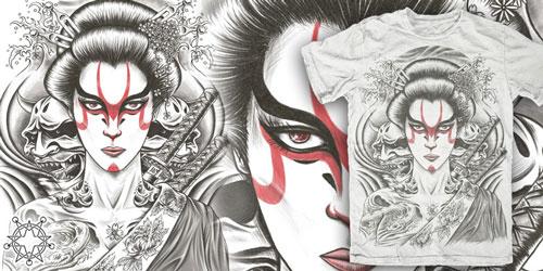 Kabuki Geisha