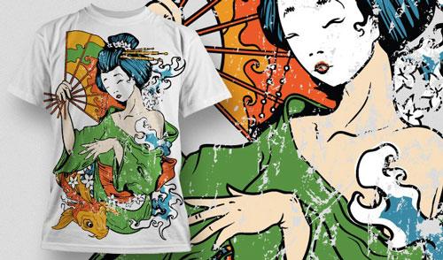 T-shirt Design 544