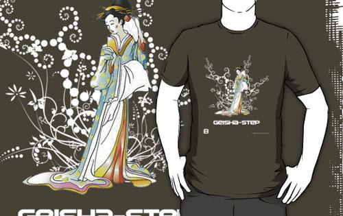 Geisha-Step