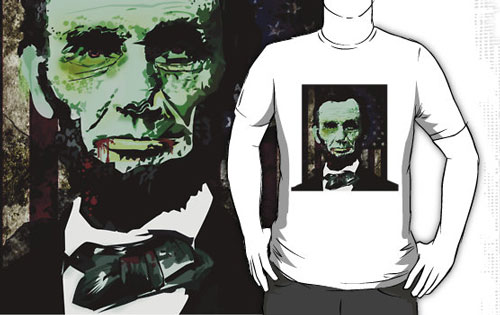 Abraham Lincoln - Zombie