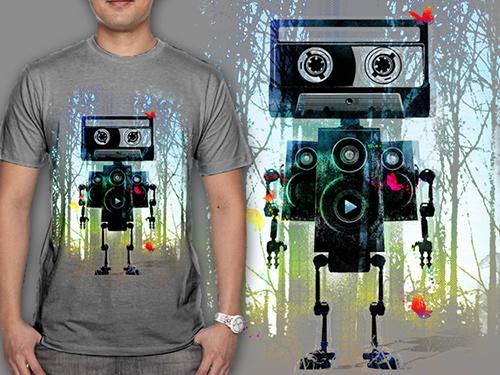 Play My Musical Robot 2
