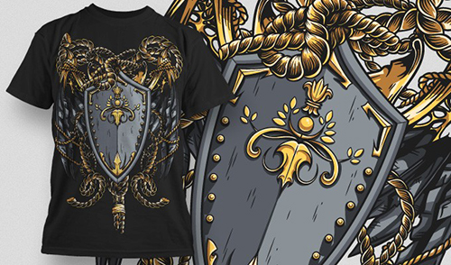T-shirt Design 547