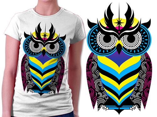 Owl Art 2