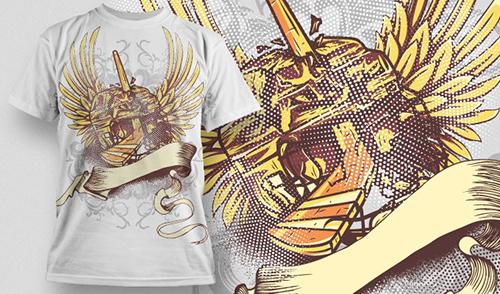 T-shirt Design 521