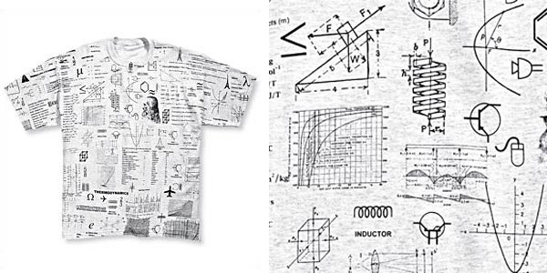Engineer Cheat Sheet T-shirt