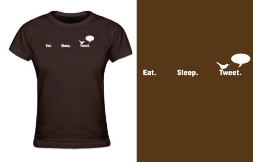 Eat Sleep Twitter