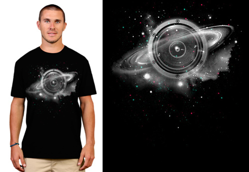Planet Music T-shirt
