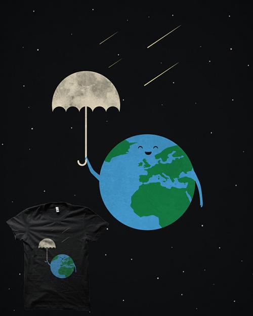 Moonbrella